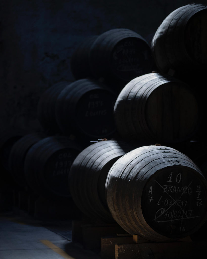 Det beste av portvin, madeira og sherry