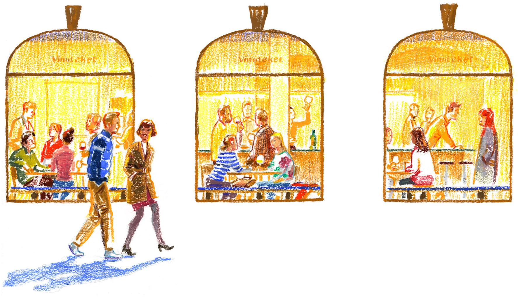Illustrasjon: Bjørn Brochmann