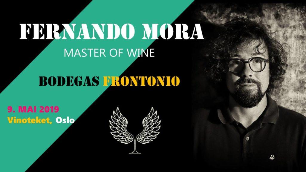 Smak vin med en ny spansk vin-stjerne