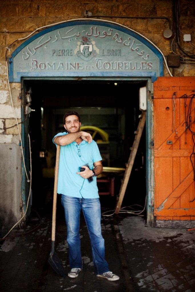 Afterwork med Domaine des Tourelles fra Libanon
